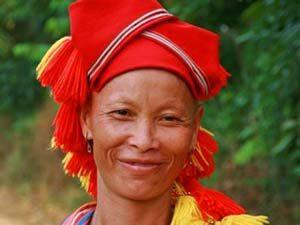 Bergvolk Sapa - Vietnam-reis