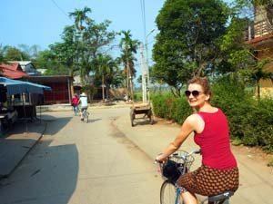 Fietsen Vietnam Hoi An