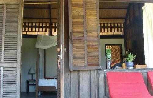 Phu Quoc Vietnam - Veranda kamer