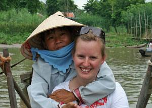 Vriendelijkheid Vietnam - Local