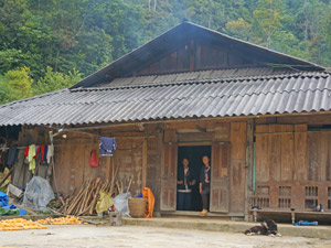 Vietnam Sapa trekking - homestay