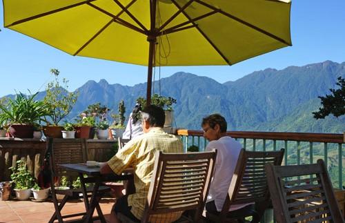 Sapa Vietnam - Hotelterras