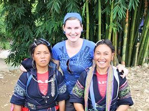 Sapa Vietnam - locals