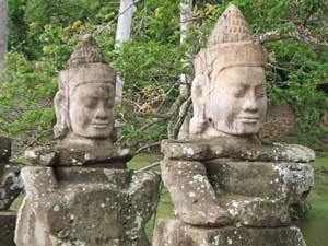 Cambodja Siem Reap - Vietnam-reis
