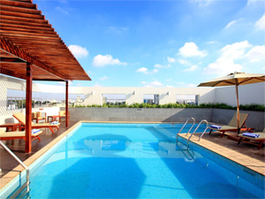 Ho Chi Minh City - Zwembad special stay