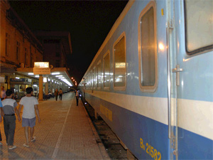 Met de trein naar Sapa Vietnam