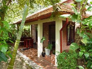 Overnachten Vietnam - Strand bungalow