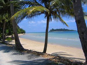 Vietnam Thailand strand - Ko Chang