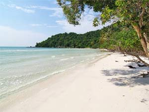 Klimaat Vietnam - Strand