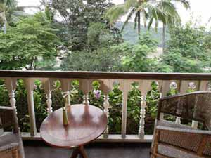 uitzicht hotel mekong laos