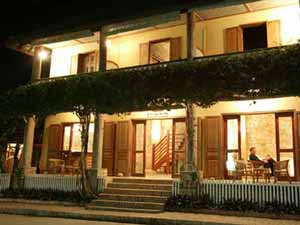 Hotel - Laos Vietnam-reis
