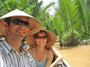 Varen Mekong - Vietnam-reis