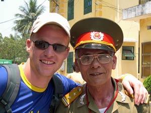 veiligheid vietnam agent