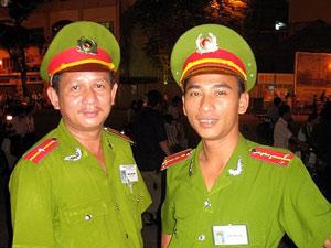 Veiligheid Vietnam