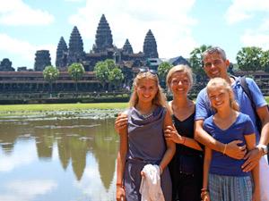 Angkor - Vietnam Cambodja rondreis