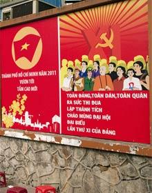 Praktisch Vietnam - Communisme