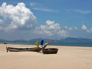 vietnam ho tram resort strand