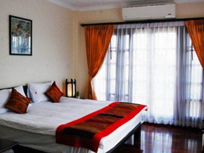 Hotelkamer Vientiane