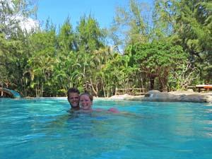 Zuid Vietnam - Relaxen zwembad