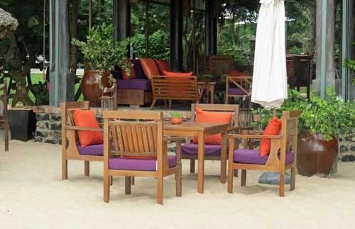 Strandhotel - Zuid-Vietnam