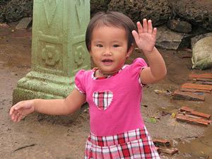 Vietnam-rondreis Noord Zuid - Kind