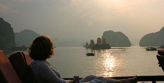 Reis Vietnam - Halong Bay