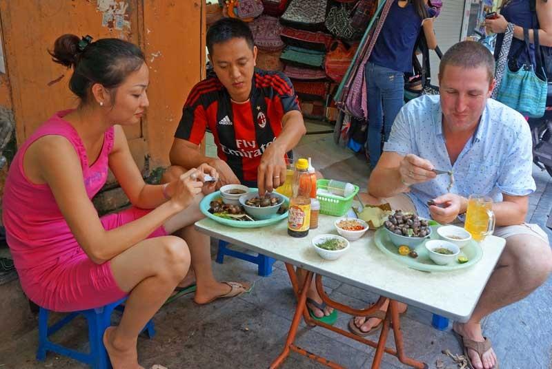 Foodsafari - Vakantie Vietnam