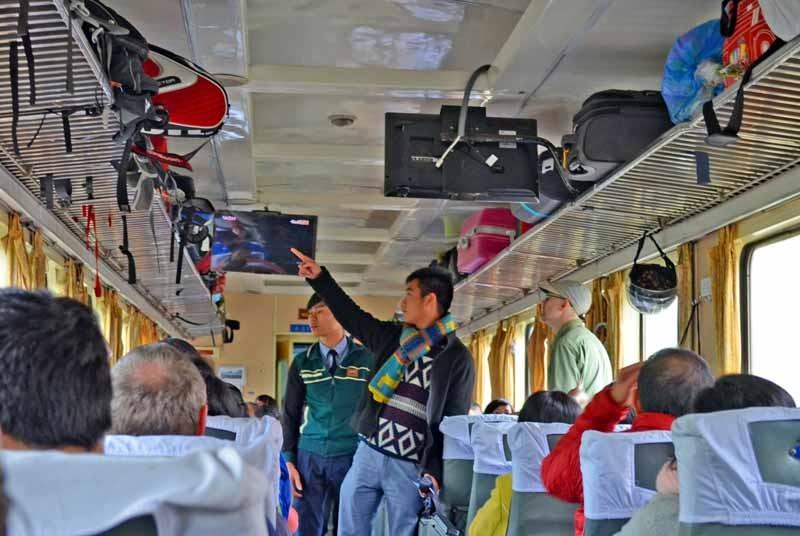 Per trein door Vietnam reizen