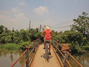 Proef het leven op de Mekong