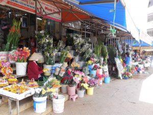 Vietnam Dalat - Markt