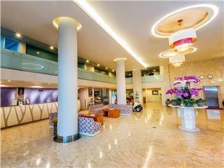 Dalat - Hotelreceptie