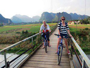Fietsen - Phong Nha National Park