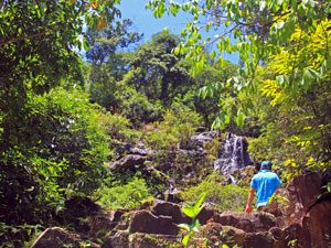 Trekking door Phong Nha National Park