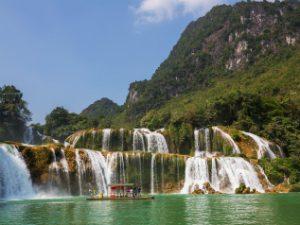 Ha Giang Loop Ban Gioc Waterval