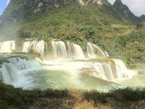 Waterval Vietnam Ban Gioc
