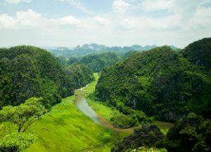 Vietnam bezienswaardigheden - Tam Coc