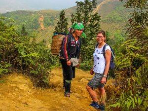 Door Noord-Vietnam trekkingen