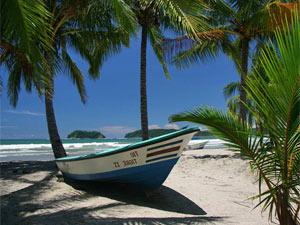 Samara Costa Rica strand - rondreis met kinderen