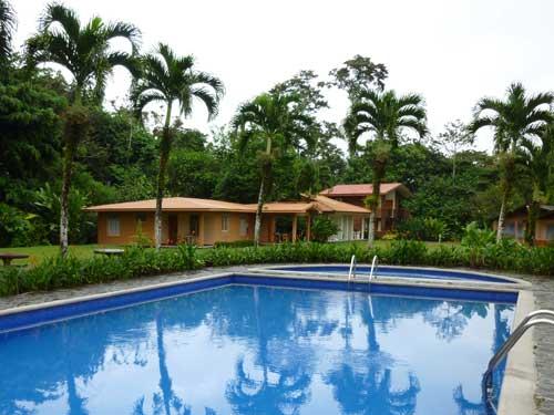 La Fortuna Costa Rica Kids - hotel zwembad