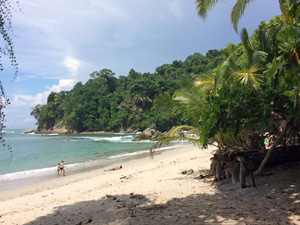 Manuel Antonio National Park Costa Rica Kids - strand