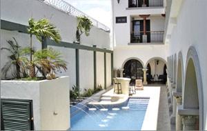 San José hotel Costa Rica familiereis