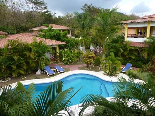 villa samara zwembad costra rica