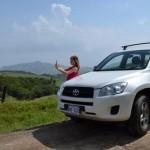 Huurauto rondreizen Costa Rica