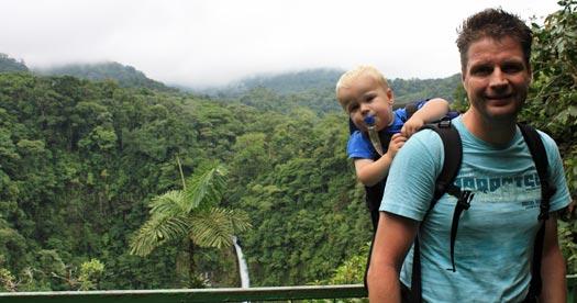 Regenwoud Costa Rica vakantie