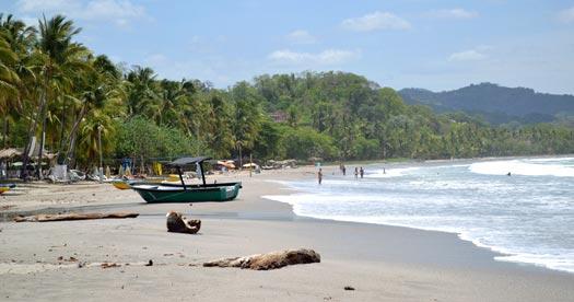 Strand Costa Rica rondreizen