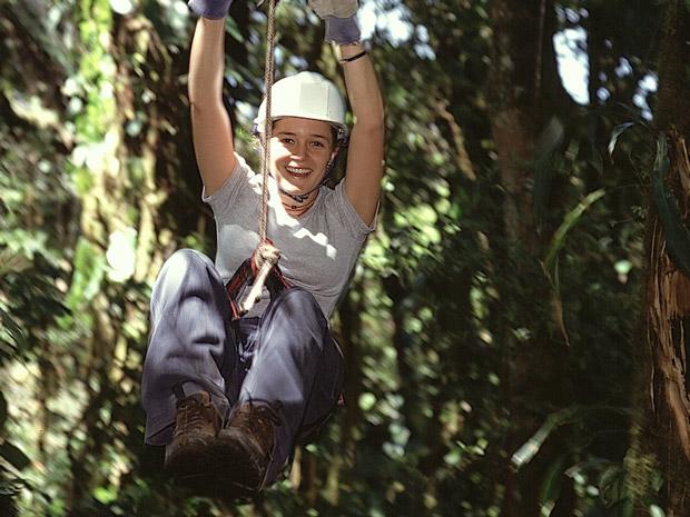 Monteverde met canopy tour - Costa Rica Kids