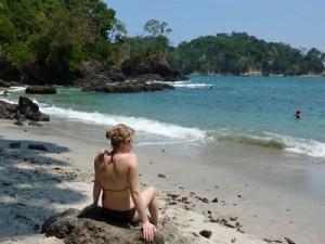gezondheid Costa Rica - relaxen op het strand