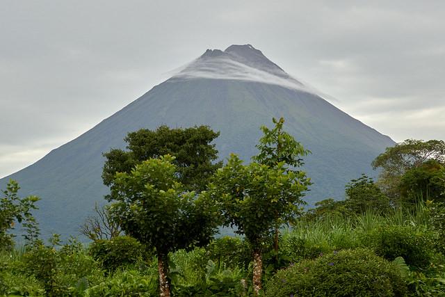 La Fortuna Costa Rica - Arenal vulkaan