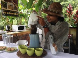 Koffievallei Turrialba