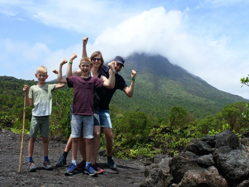 El Arenal - Vulkaan